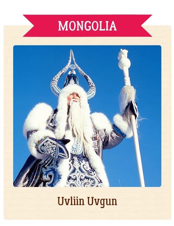 mongolia-santa