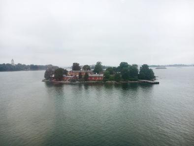 ფინეთი, კუნძული
